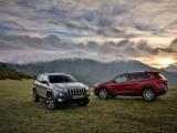 De nieuwe Jeep® Cherokee maakt zijn debuut op de 84ste Geneva International Motor Show