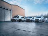 Mercedes-Benz sluit 2020 af als marktleider in elektrische bestelwagens