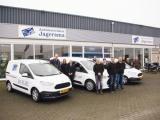 Automaterialen Jagersma bekroond met tweede plaats!