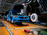 Volvo start productie S60 en V60 Polestar
