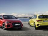 De kracht achter rijplezier: nieuwe Audi S3 Sportback en Limousine