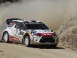 Citroën back in the race dankzij tweede plaats Ostberg in Mexico