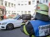 Mercedes-Benz Rescue Assist App: intelligente app voor hulpdiensten