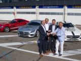 Partnership Stern Auto en Bleekemolens Race Planet bezegeld met drie Mercedes-AMG GT's