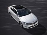 Stijlvolle nieuwe Kia Optima met hoogwaardig interieur en geavanceerde technologieen