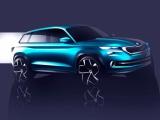 VisionS hint naar grote toekomstige ŠKODA SUV