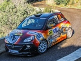 Timo van der Marel rijdt sterke rally in Frankrijk