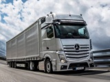 Mercedes-Benz Actros uitgeroepen tot International Truck of the Year 2020