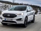 Nieuwe Ford Edge: betere prestaties en meer comfort door verbeterde technologie