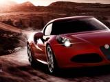 Alfa Romeo 4C Spider: het unieke van een prototype, de magie van een film