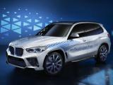 De BMW i Hydrogen NEXT onthuld op IAA in Frankfurt.