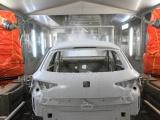 SEAT-fabriek realiseert drastische vermindering watergebruik