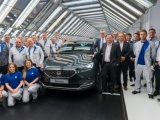 Productie SEAT Tarraco van start in Wolfsburg