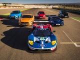 Acht Ford Performance-modellen gaan krachtmeting aan!