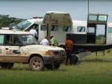 Land Rover organiseert sponsortocht 'Challenge Against Malaria'