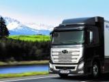 Waterstoftrucks van Hyundai gaan Europa veroveren