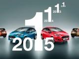 Ford Fiesta wederom Europa's favoriete compacte auto