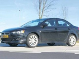 Mitsubishi Lancer Sports Sedan 140 DI-D Instyle