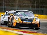 Première in de Ardennen: Porsche Carrera Cup Benelux start dit weekeinde