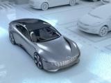 Hyundai maakt draadloos opladen in combinatie met autonoom parkeren mogelijk.