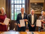 Rotterdam en BMW Group blijven samen de toekomst van duurzame mobiliteit onderzoeken.
