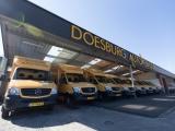 Aflevering tien Mercedes-Benz auto's bij Doesburg Autoverhuur