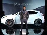Sensationeel: will.i.am ontwerpt eigen Lexus NX
