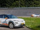 Hyundai ondersteunt Vattenfall Solar Team met inzet KONA Electric