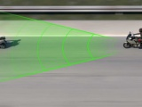 BMW Motorrad introduceert Active Cruise Control.