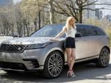 Range Rover VELAR onthuld met live optreden Ellie Goulding
