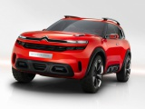 Nieuwe concept car Citroën Aircross: De uitnodiging tot reizen volgens Citroën