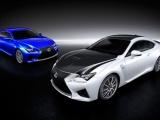 Lexus presenteert RC F SPORT LINE én RC F GT3 op Genève