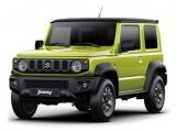 Suzuki onthult nieuwste generatie Jimny