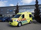 Wensink presenteert allereerste Ford Transit ambulance van Nederland