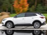 Opel Grandland X plug-in hybride nu ook met voorwielaandrijving