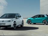 Elektrische Volkswagen ID.3 onthuld tijdens 's werelds belangrijkste autoshow