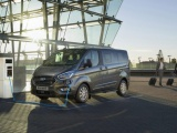 Ford onthult de Tourneo Custom Plug-In Hybrid