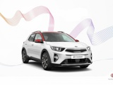 Kia Stonic nu ook als Sports Edition