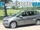 VW Golf Sportsvan 1.2 TSI Comfortline