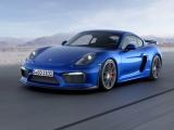 De benchmark in zijn klasse: de nieuwe Porsche Cayman GT4