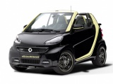 smart fortwo edition MOSCOT – special edition van de smart fortwo cabrio