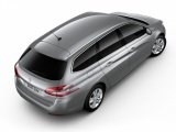 Peugeot 308 SW krijgt weer 14% fiscale bijtelling