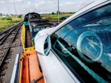 Volvo realiseert forse CO2-besparing door overstap van wegtransport naar spoor
