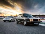 Techno Classica: overzicht 40 jaar Golf GTI