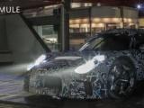 Nieuwe gecamoufleerde Maserati gespot in Modena: motor 100% 'by Maserati'