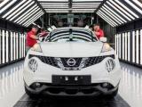 Nissan-fabriek wordt klaargestoomd voor nieuwe generatie JUKE