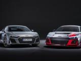 Ultieme fun: Audi R8 V10 RWD en R8 LMS GT4