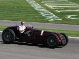 Maserati 8CTF 'Boyle Special' rijdt historische ronde om dubbele Indianapolis 500 zege te herdenken