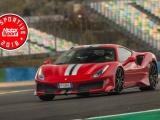 Ferrari 488 Pista wint MotorSport 'Sportauto van het Jaar' award