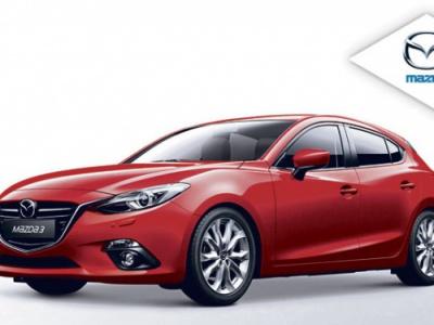 Een nieuwe Mazda3 voor € 333,- per maand, nu bij Terpstra Groningen b.v.